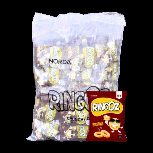 crunchy corn rings