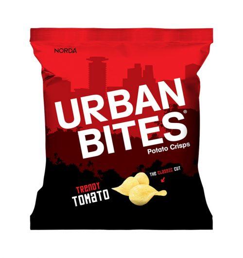 urban bites potato crisps, potato chips